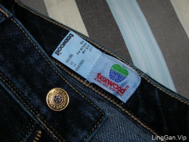 苹果牌牛仔裤,60/70/80后的青春记忆!