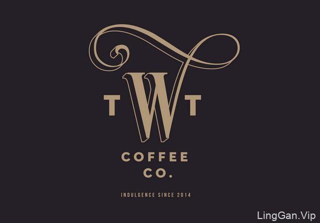 一款咖啡零售店的品牌LOGO及形象设计