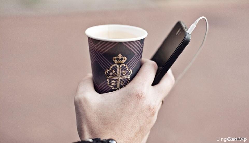 伦敦咖啡馆(Coffee House London)品牌VI设计