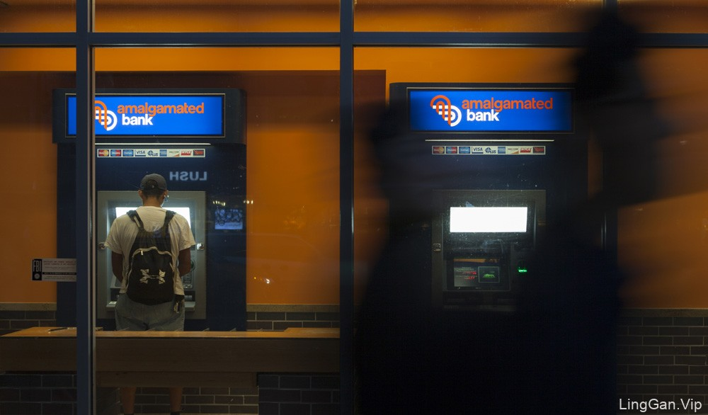 美国联合银行(Amalgamated Bank)品牌视觉设计