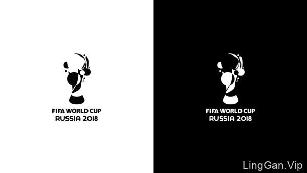 2018俄罗斯世界杯LOGO惊艳亮相