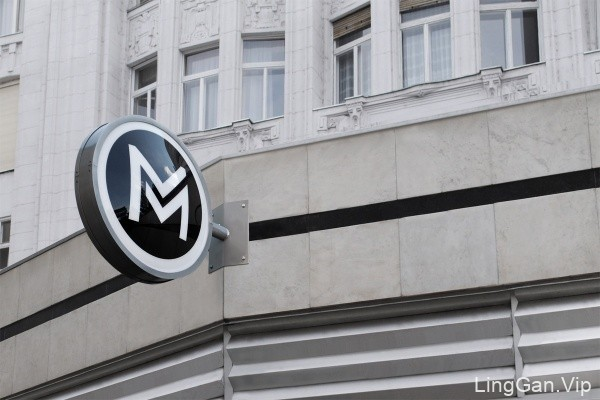 布达佩斯(Budapest)地铁VI设计欣赏