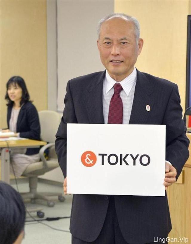 东京换了个新的城市 LOGO,怎么看起来有点儿眼熟?
