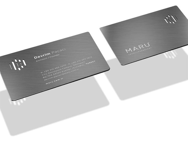 奥美操刀的MARU建筑公司VI形象设计