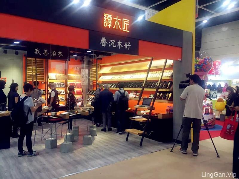 香港设计师李永铨操刀的谭木匠品牌新形象