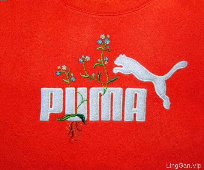 时尚风潮,运动品牌logo创意大翻新!