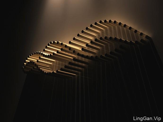 复星艺术中心VI设计欣赏