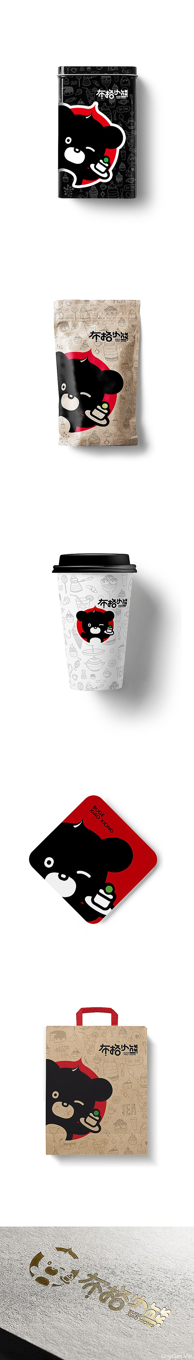 [原创]布格小熊Logo创意