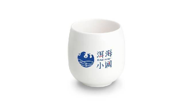 佛山洱海小调餐厅品牌VI设计案例分享