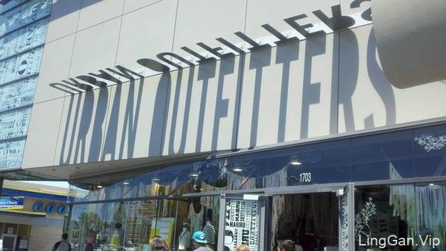 国外超有逼格的品牌店铺招牌精选
