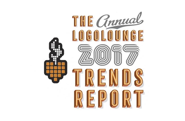 LogoLounge发布2017年LOGO设计趋势