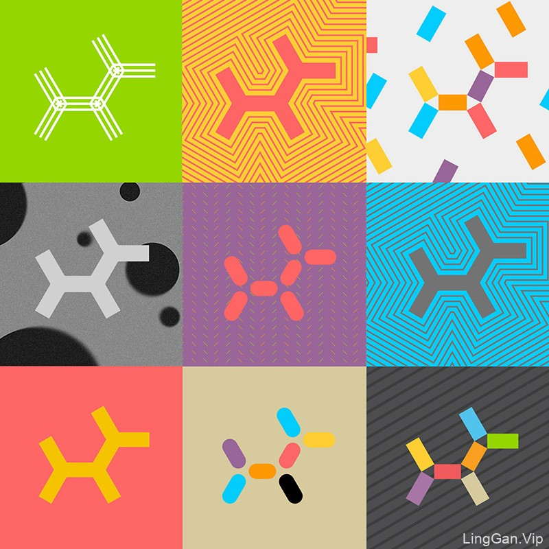 Embark宠物DNA研究机构形象设计