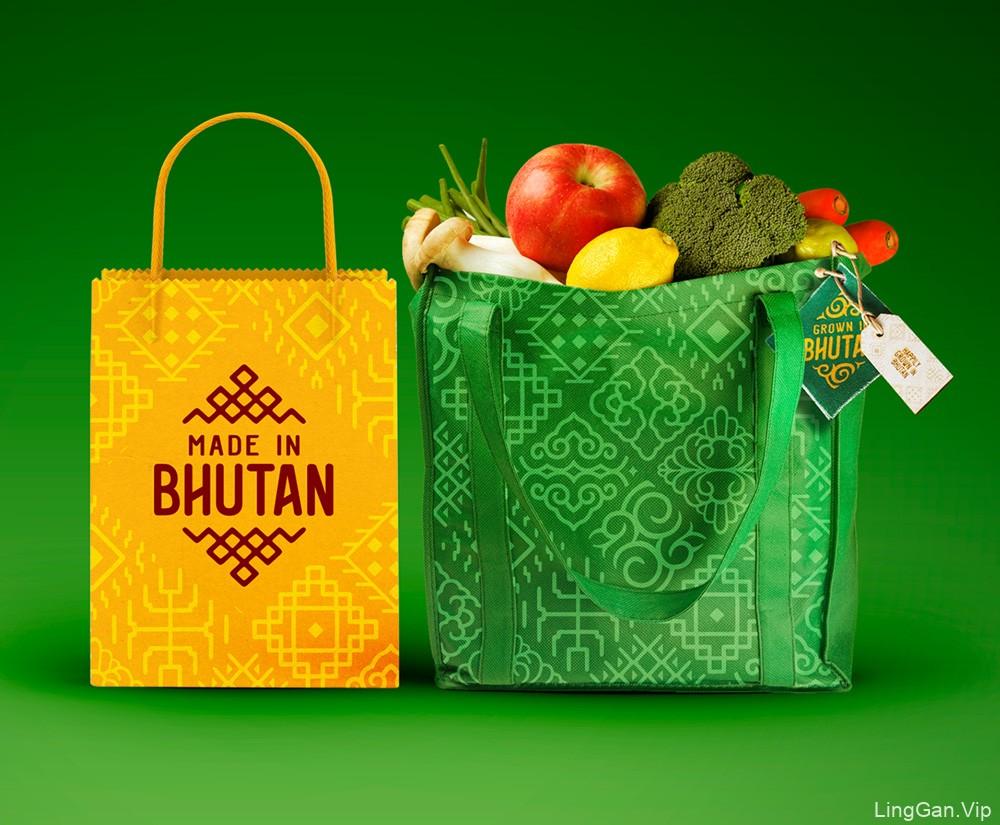 为了振兴经济,最不发达地区之一的不丹(BHUTAN)向世界推广其统一国家形象