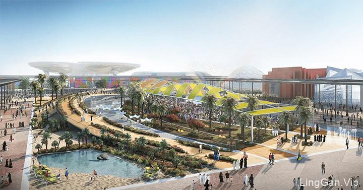 2020年迪拜世博会LOGO发布