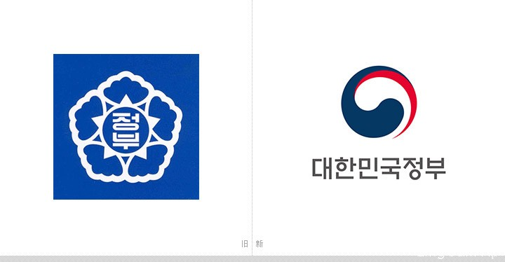 韩国政府放大招!67年来首次更换形象标志