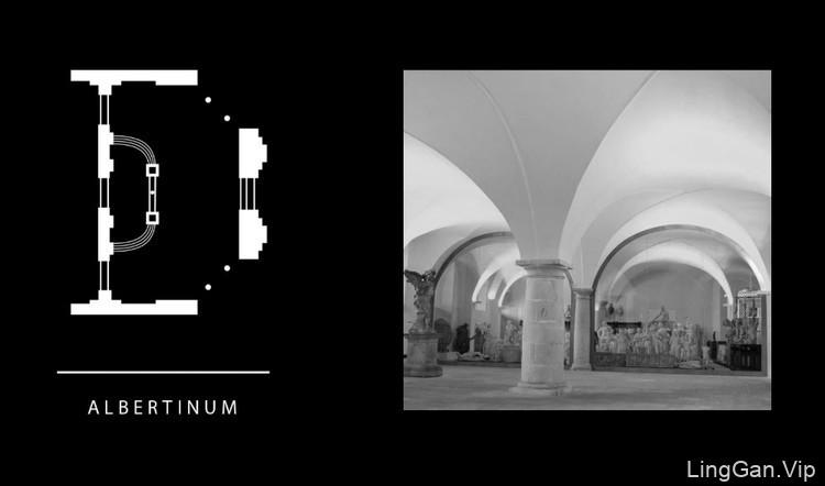 德国德累斯顿市(Dresden)城市品牌视觉形象设计