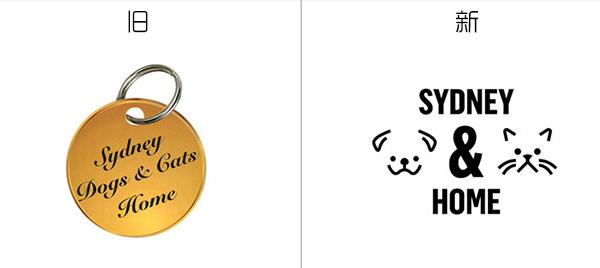 悉尼猫狗之家推出LOGO库,可为你的小猫小狗定制专属LOGO