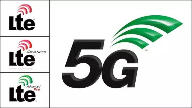 """""""5G""""官方LOGO正式公布了"""