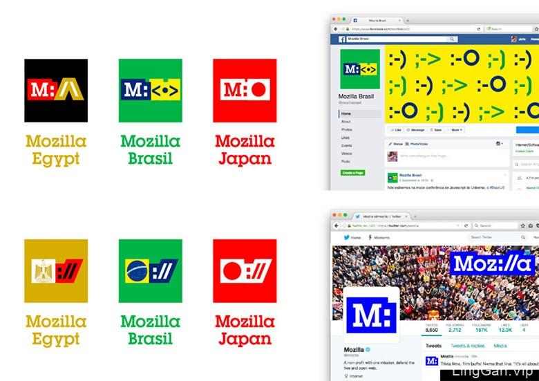Mozilla重新设计logo最新进展,备选方案缩为4个