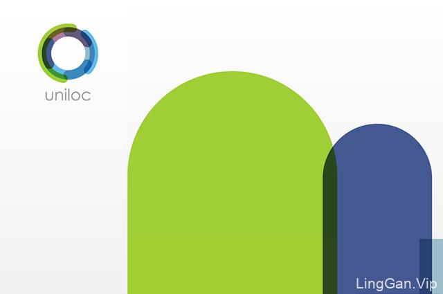起诉微信侵权的专利流氓Uniloc 它的LOGO是酱紫的