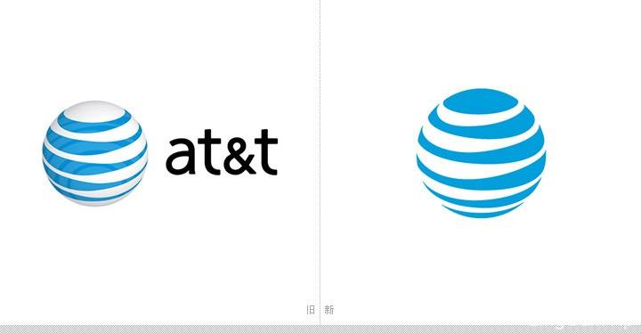美国老牌电信运营商AT&T再次升级品牌形象