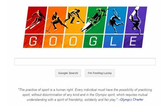 谷歌涂鸦精选