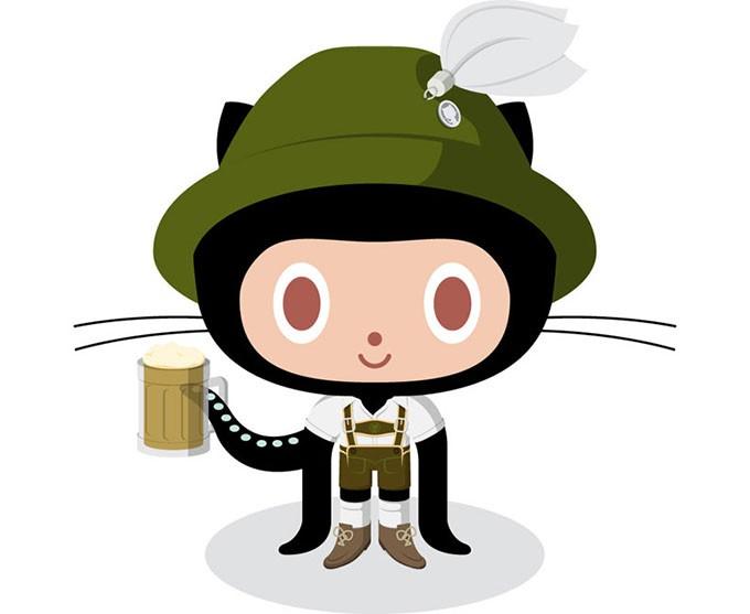 是章鱼还是猫?社交编程网站Github的吉祥物被吐槽