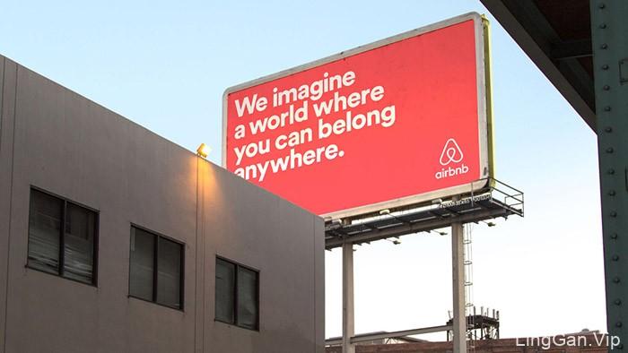 Airbnb房屋短租公司VI新形象背后的故事