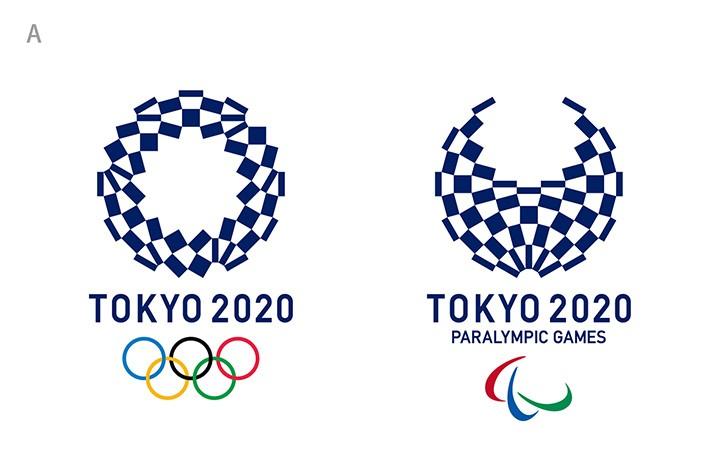 东京奥组委公布2020奥运会新会徽4组最终候选方案