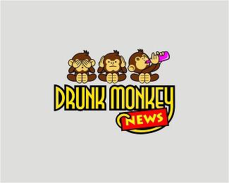 猴年将至,精选15个以猴为主题的LOGO设计