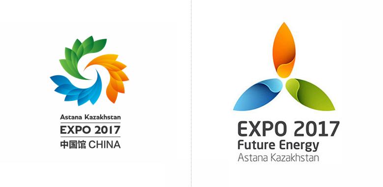 2017年阿斯塔纳世博会中国馆LOGO发布