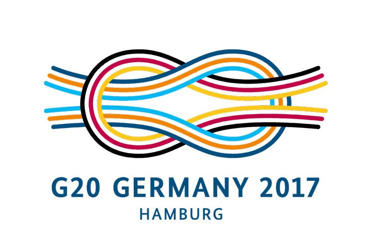 2017年德国汉堡G20峰会LOGO惊艳亮相