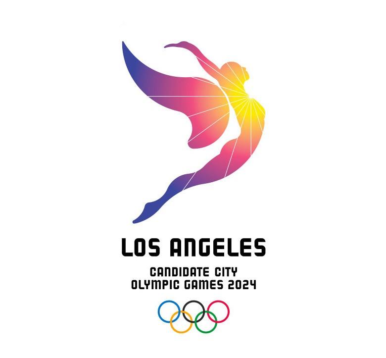 洛杉矶申办2024年夏季奥运会VI设计欣赏
