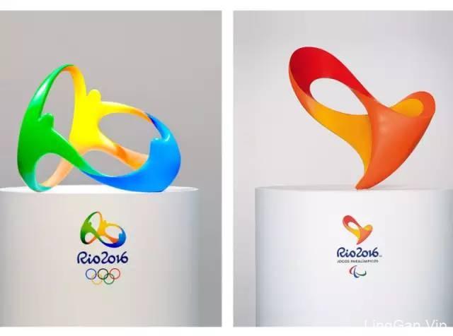巴西里约奥运会会徽(LOGO)及字体的创意过程