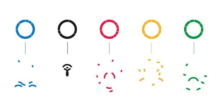 布达佩斯申办2024年奥运会并公布申办Logo标识