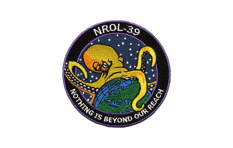 美国国家侦察局(NRO)卫星发射任务Llogo引发热议