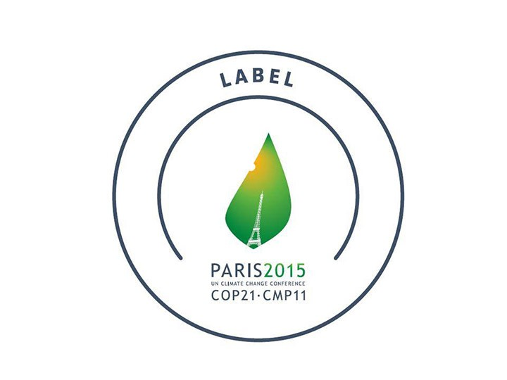 2015巴黎联合国气候变化大会LOGO