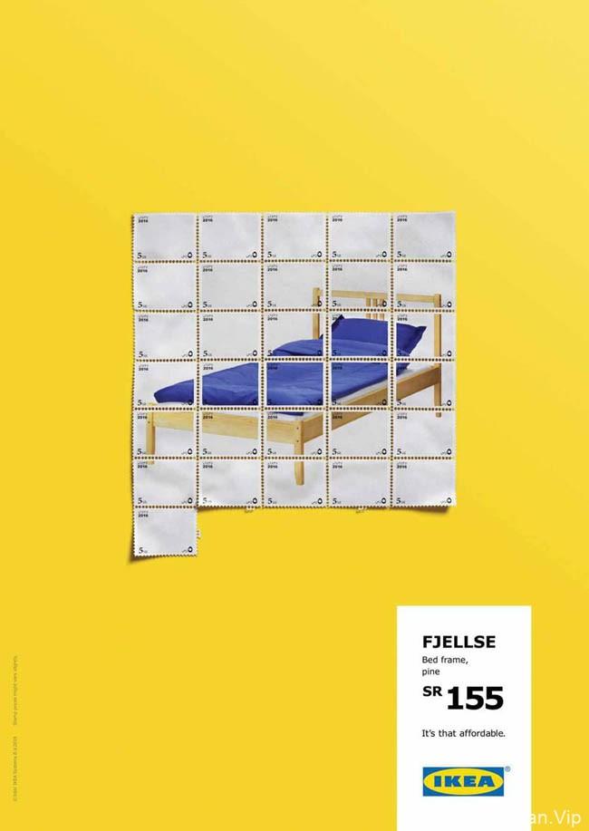 国外IKEA宜家家具创意平面设计欣赏