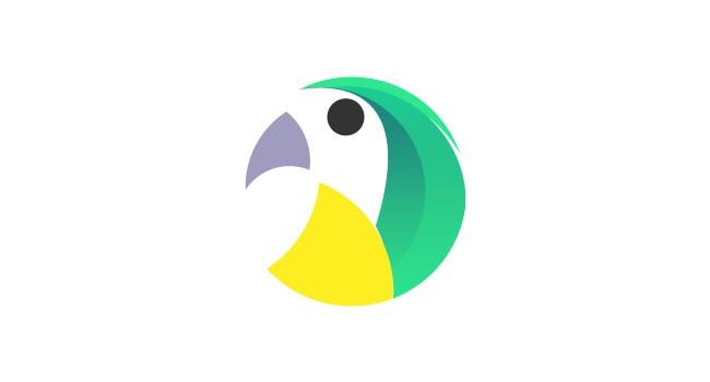 意大利SimoneAiosa教你如何进行鸟类logo标志设计