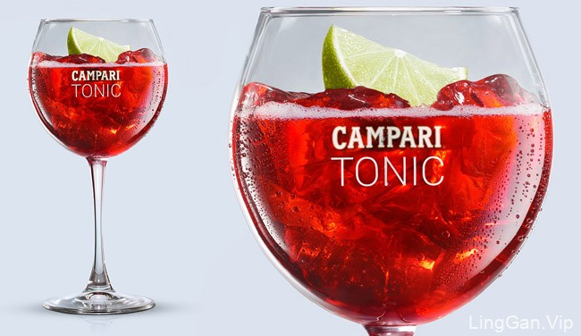 国外Carmpari金巴利开胃酒精美修图欣赏