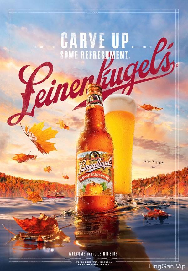 国外Leinenkugel''s啤酒系列平面广告设计鉴赏