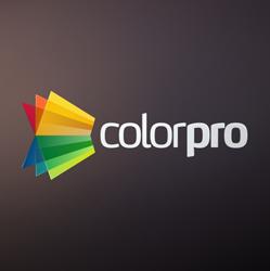 colorpro-颜料LOGO设计