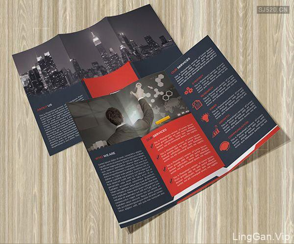 Mamunur Rashid 单页海报设计(5)