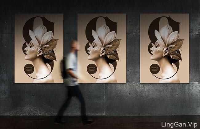 国外Twopots设计工作室宣传海报设计