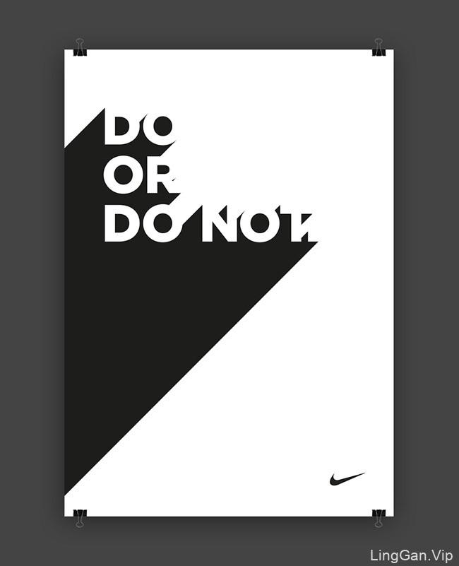 德国Katja Stehle黑白极简海报设计欣赏