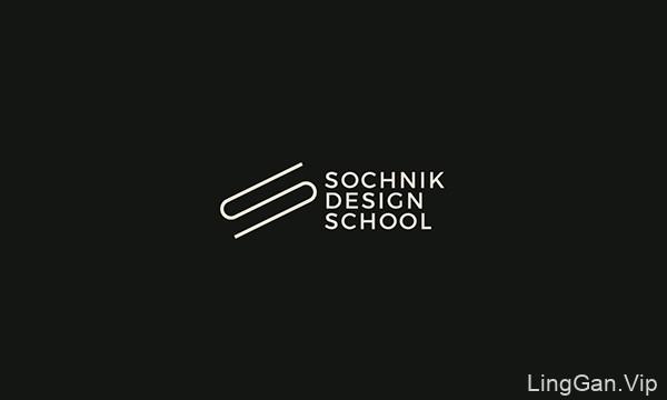 国外设计师Sevilya精细风格的标志LOGO作品精选(二)