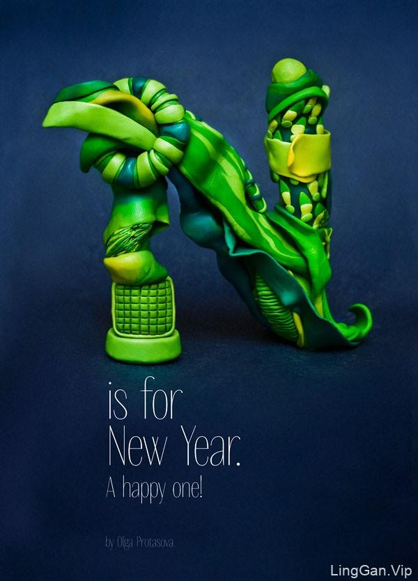 乌克兰设计师Olga Protasova设计的创意海报欣赏