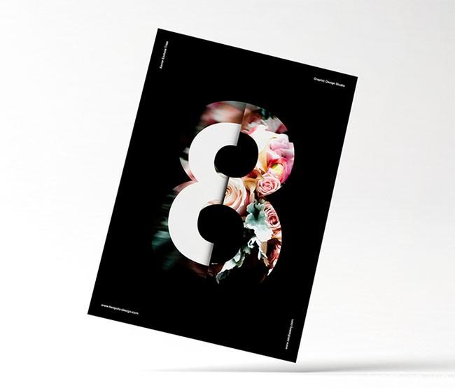 国外Twopots设计工作室唯美宣传海报设计