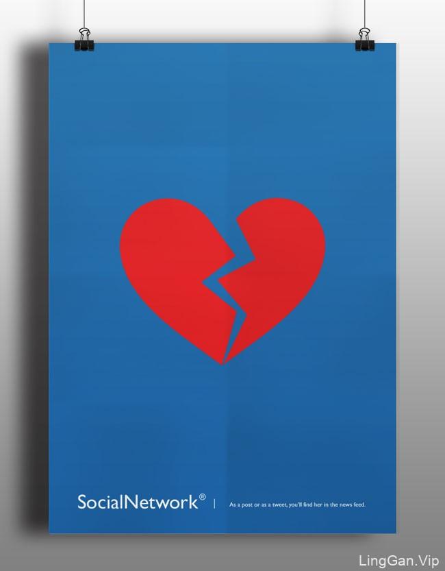 国外Activism主题系列极简创意海报设计