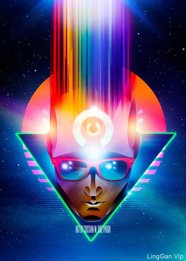 哥伦比亚设计师Cristian视觉海报设计